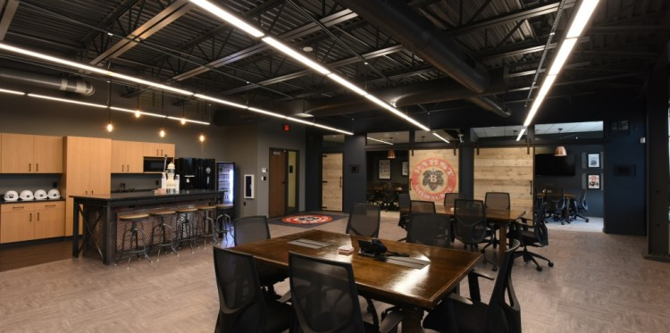 Pabst Brewing Company Satellite Office by Madisen Maher Architects