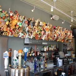 Back Bar Detail