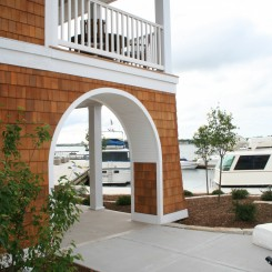 Entry Arch