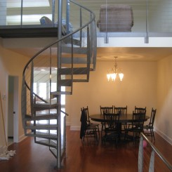 Stair to Loft