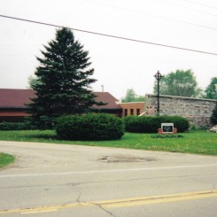 Delafield Presbyterian Church Before