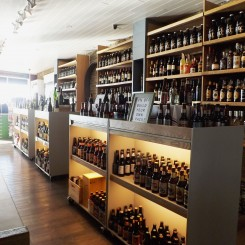 Beer-wine shop