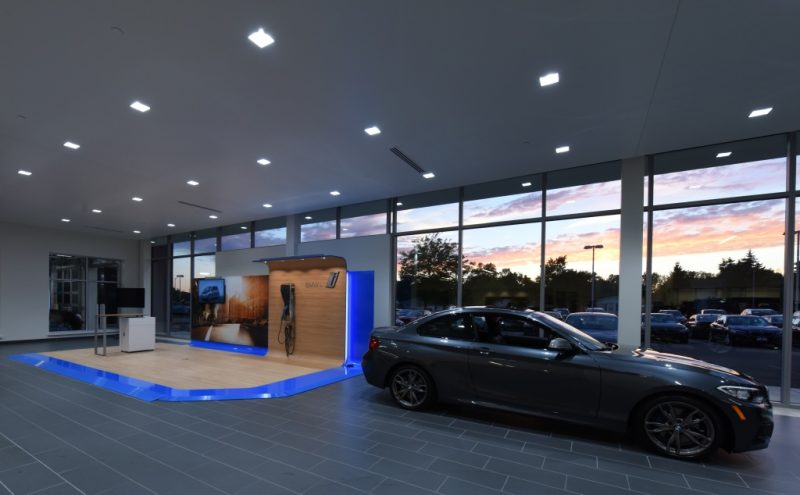 Madisen Maher Architects implementing BMW's new Retail Strategy