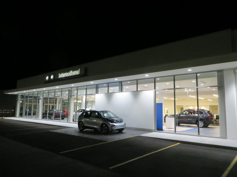 Client International BMW proudly opens new Showroom