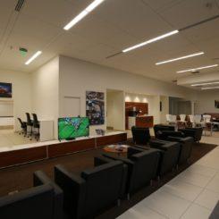 BMW Customer Lounge