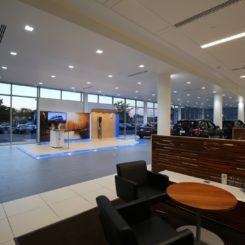 BMW Customer Service Office