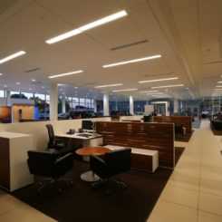 BMW Customer Service Area