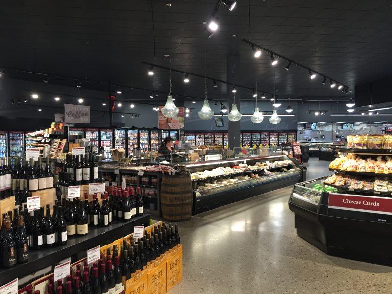 MMA toasts client Sendik's Food Market in Germantown on remodel