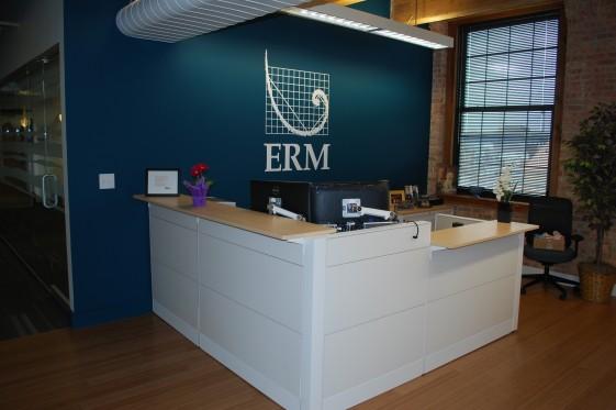ERM Reception Area