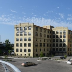 River Place Lofts - from Sixth Street Viaduct