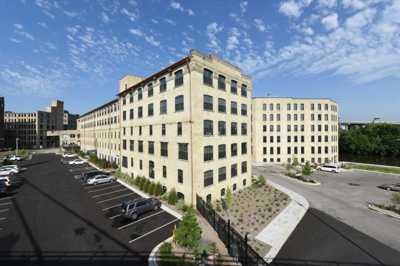 MMA announces completion of River Place Lofts