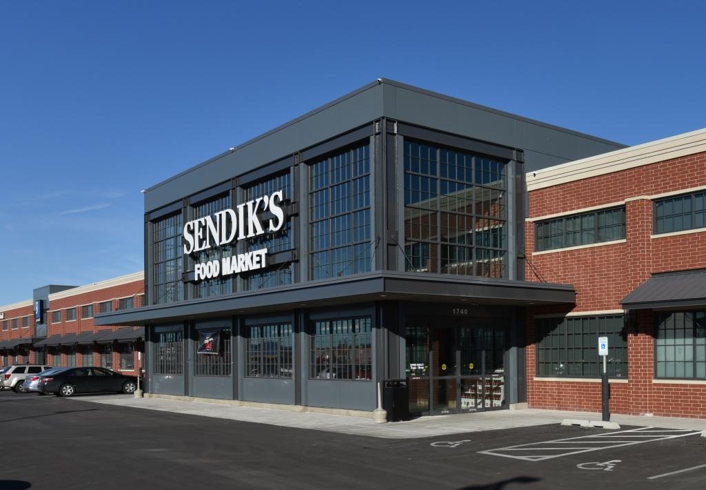 Sendik's Food Market unveils West Milwaukee store by MMA
