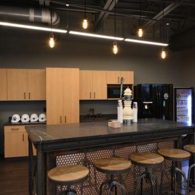 Pabst Brewing Company Sampling Bar