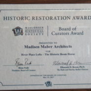 Hist. Pres. award photo 7-14-17