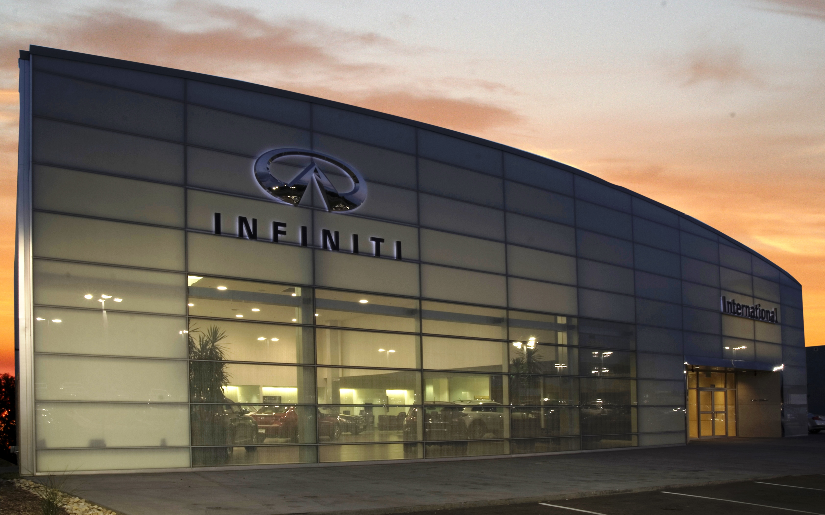 only one s is infinity of dealership eighties open the ireland that in showroom infiniti late massive brand cars united irelands around and america belfast since img has states used been