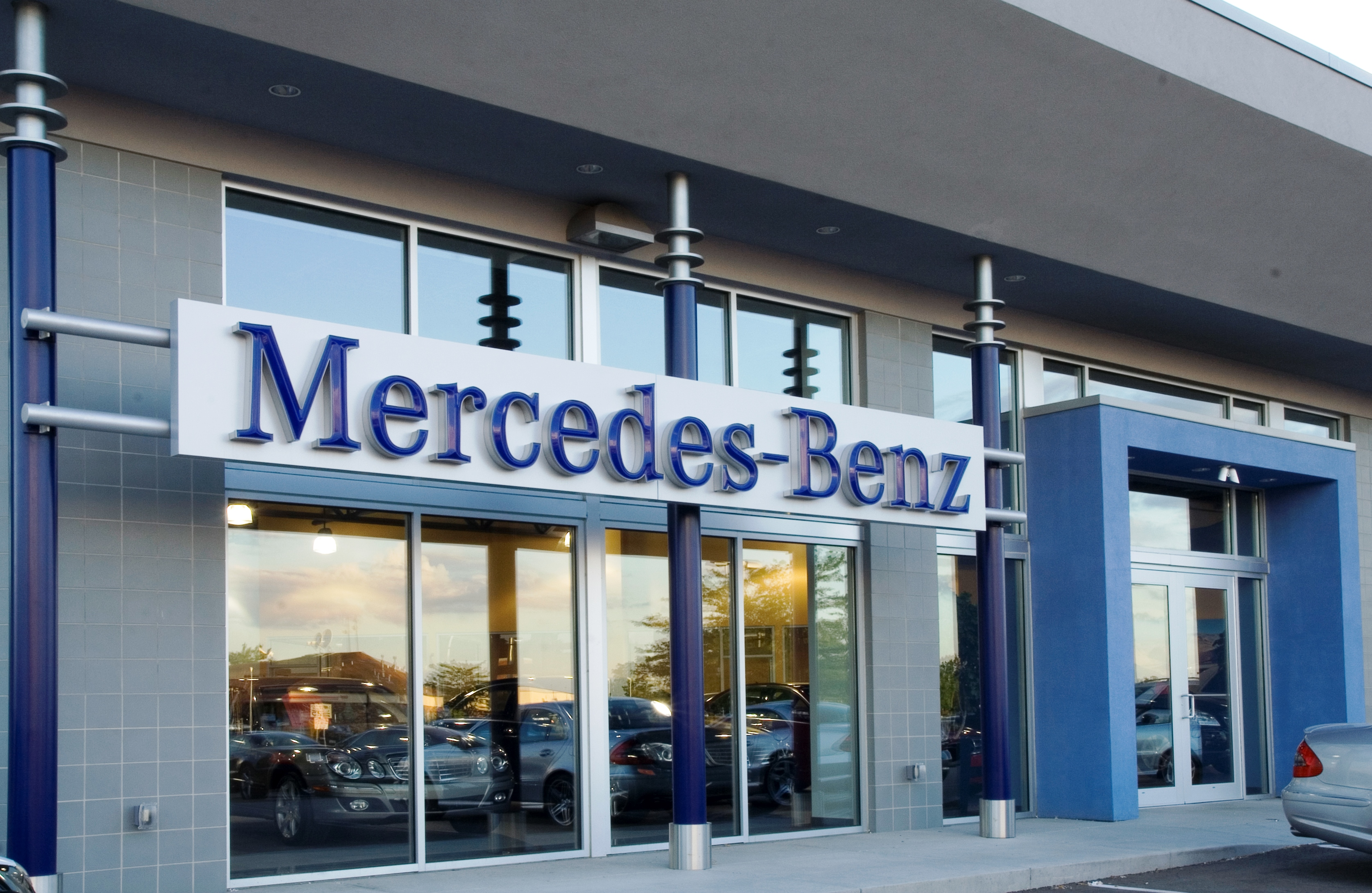 mercedes benz of elmbrook madisen maher architects